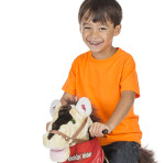 """Sheriff Rocking Horse sings the """"I'm a Little Pony"""" song and says 2 talking phrases"""