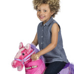 """Sierra Rocking Horse sings the """"I'm a Little Pony"""" song and says 2 talking phrases"""