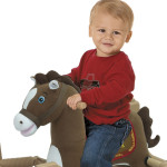 Tahoe Grow-with-Me Pony is a soft, huggable plush pony.
