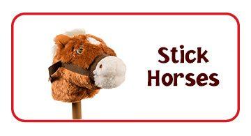 Rockin' Rider Stick Horse