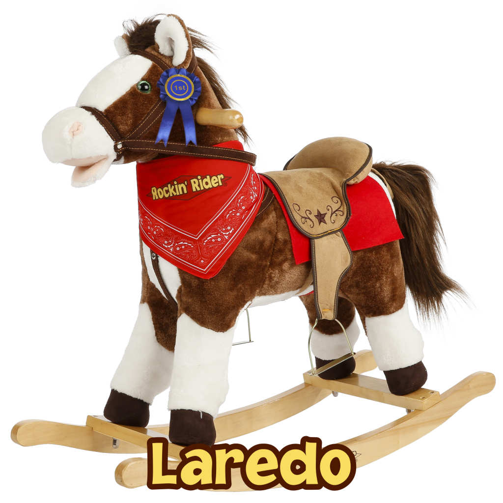 rocking horse riding
