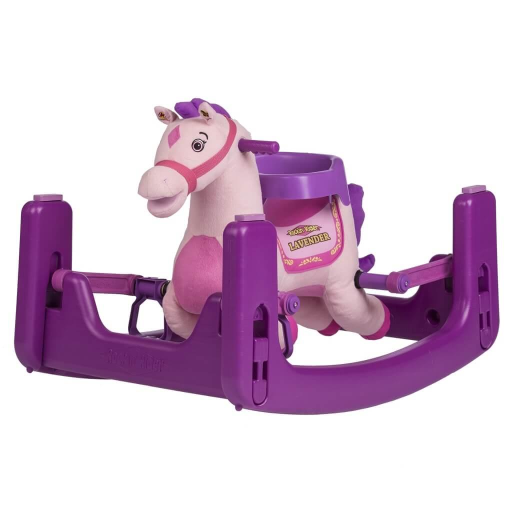 Lavender Grow-with-Me Pony