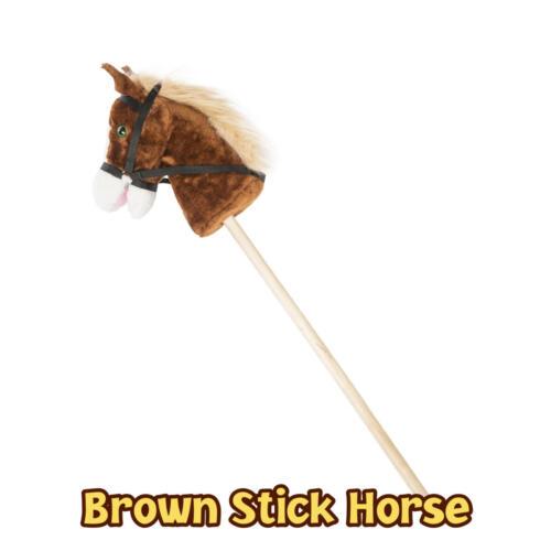 BrownStickHorse